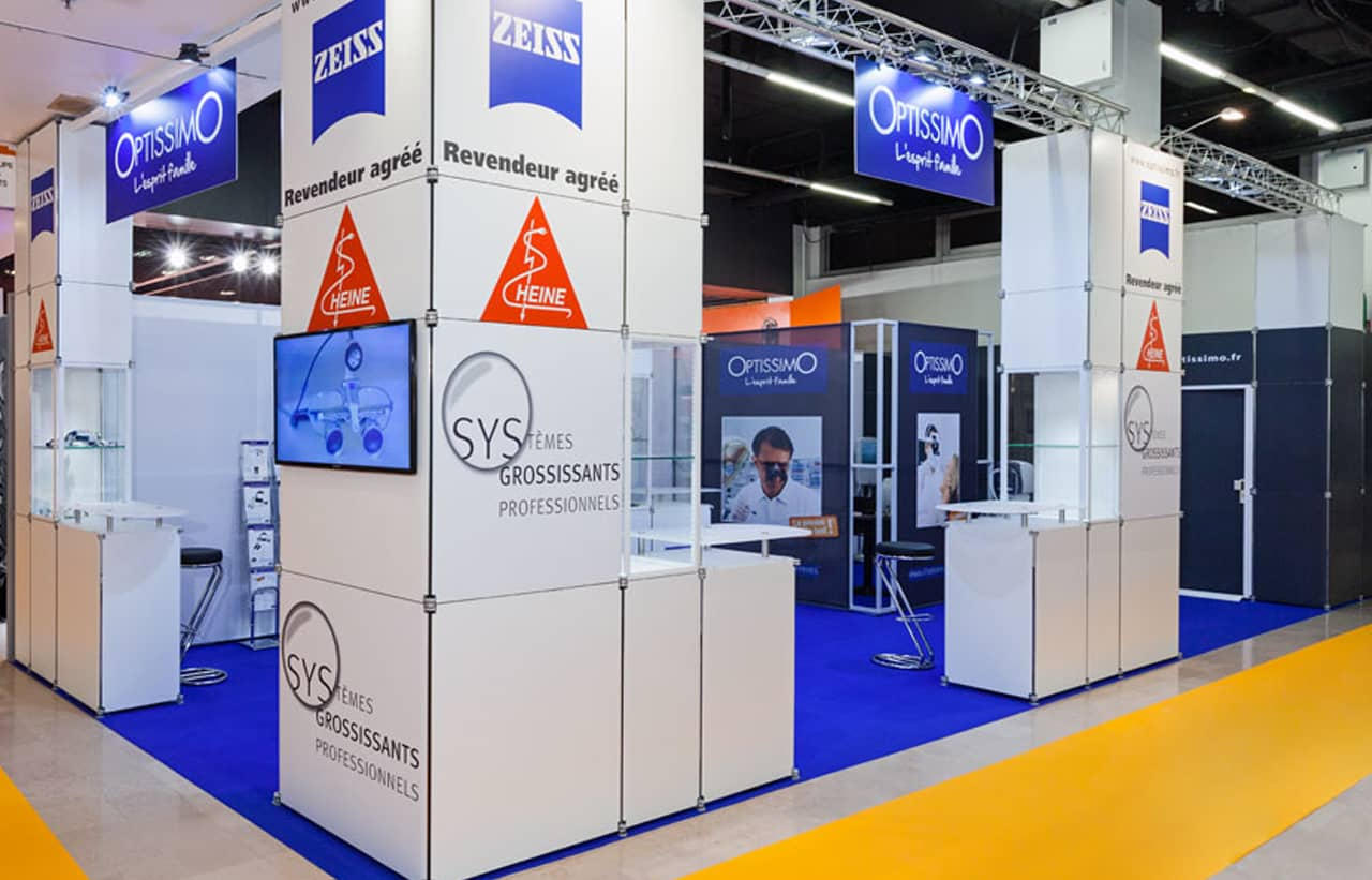 stand promotion optissimo
