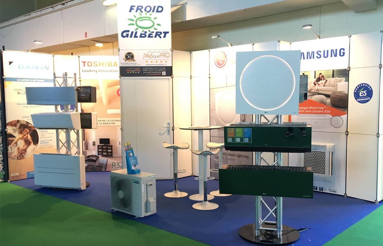 stand promotion marque